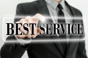 Best service gets great patient testimonials