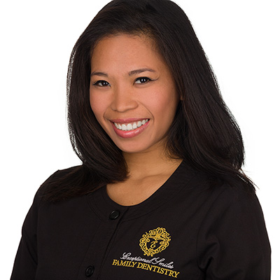 Emely, Dental Assistant at the Woodstock location of Exceptional Smiles Family Dentistry.