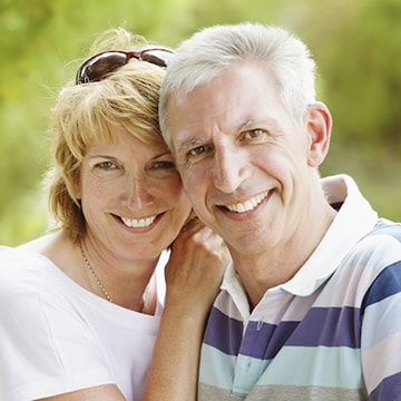 Get your natural smile back with our high-quality dentures.