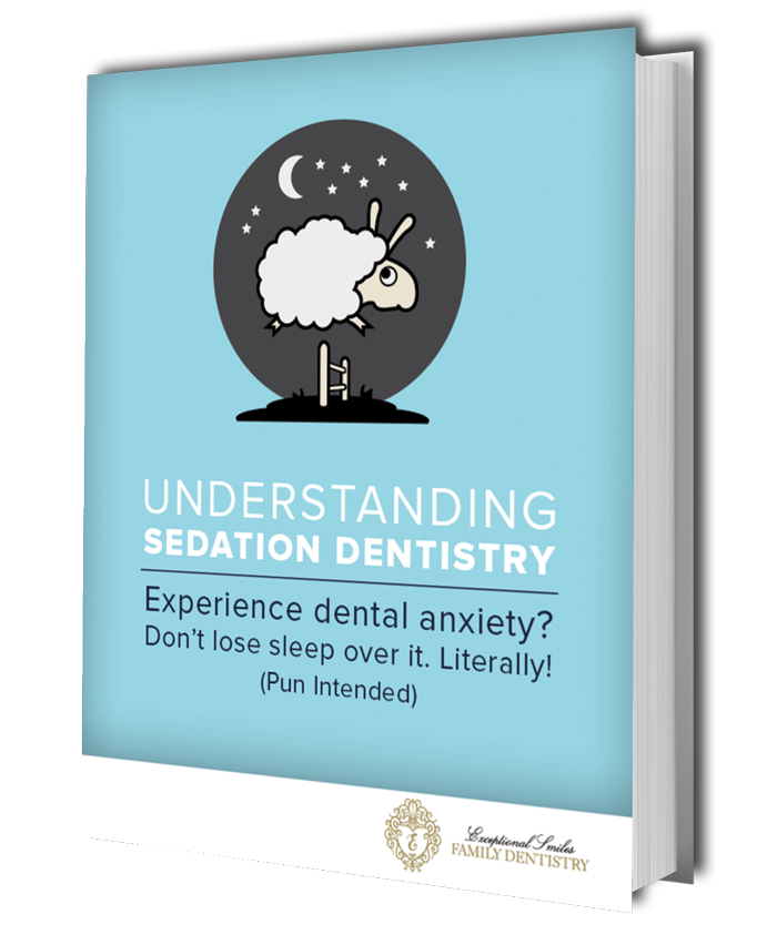 Preview of our FREE eBook Understanding Sedation Dentistry