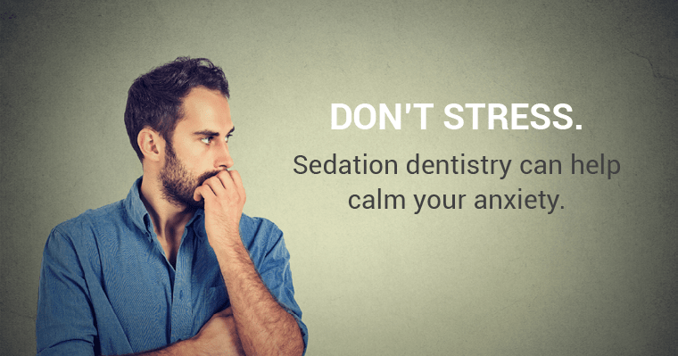 Careful, not all dentist have a permit or certifications to provide sedation dentistry Virginia